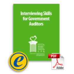 Interviewing Skills for Government Auditors